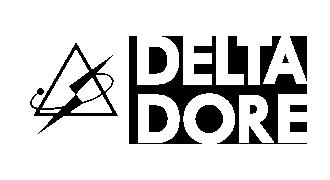 logo deltadore partenaire domotice de la société FC-integration